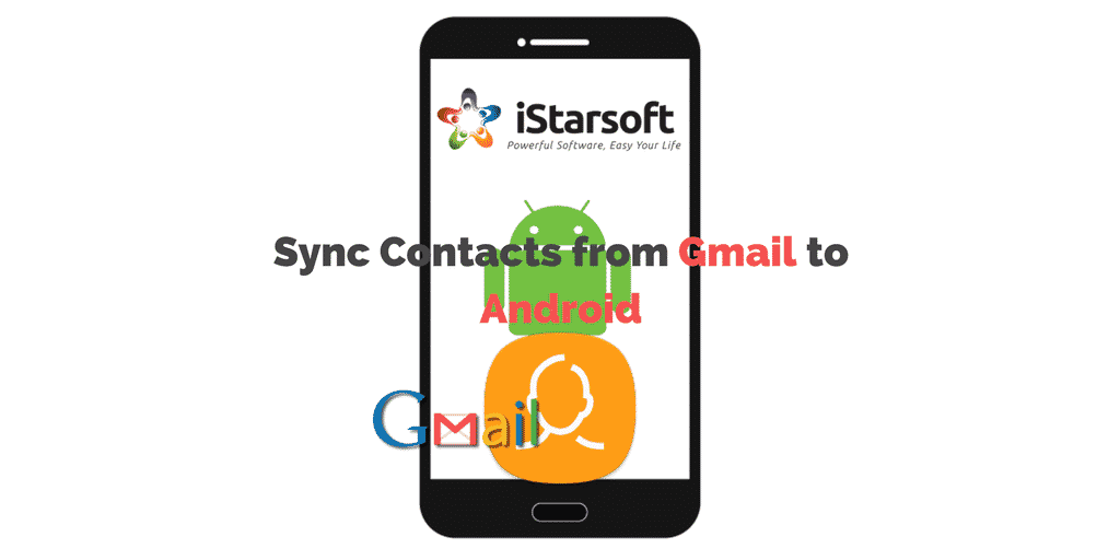 Contacts from Gmail to Android