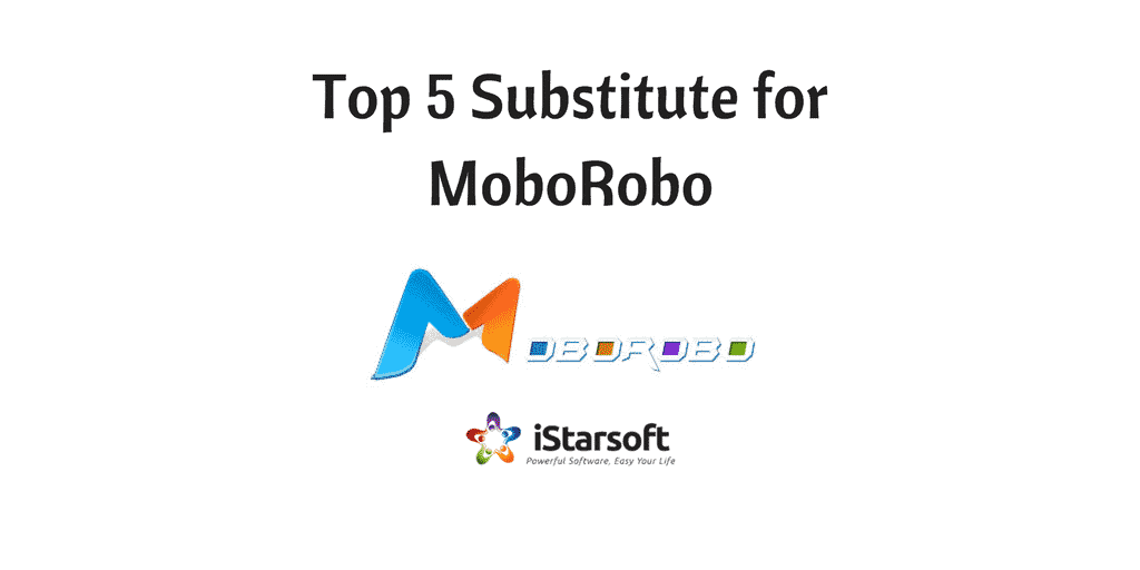 Top 5 Substitute for MoboRobo