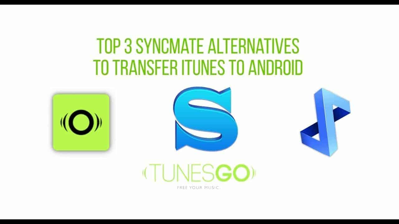 Sostituisci Syncmate per Android