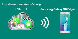 Photos from iCloud to Galaxy
