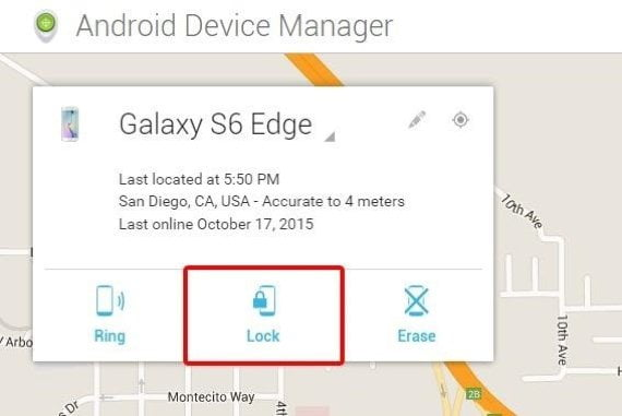 How to Open Pattern Lock Using Android Device Manager