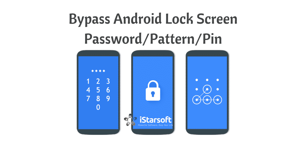 Bypass Android Lock Screen Password