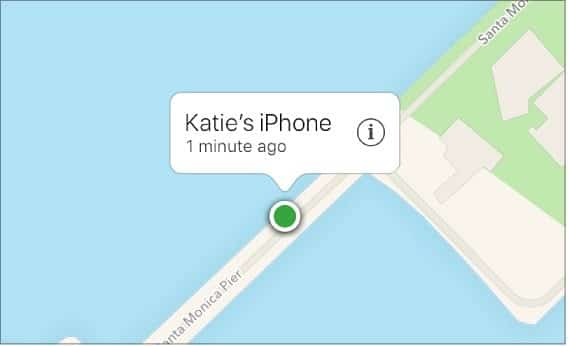 Find iPhone with Lost Mode