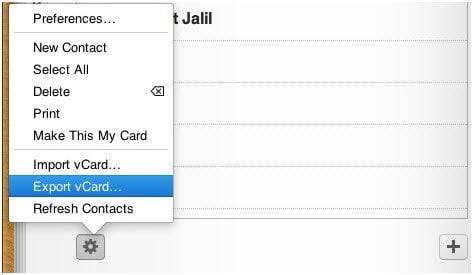 How to Sync Contacts from iPhone to Gmail with iCloud