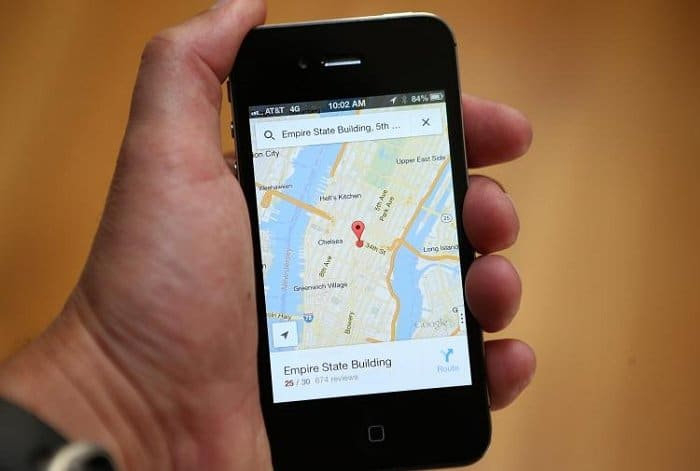 Update GPS Apps to Fix iPhone 6 GPS Not Working