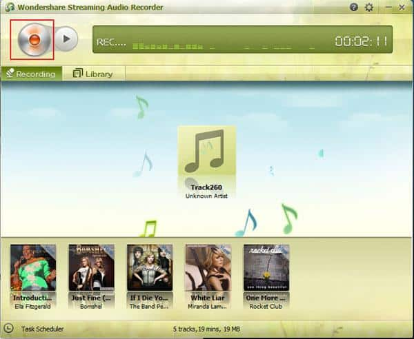 Download Music from iHeartRadio with Streaming Audio Recorder