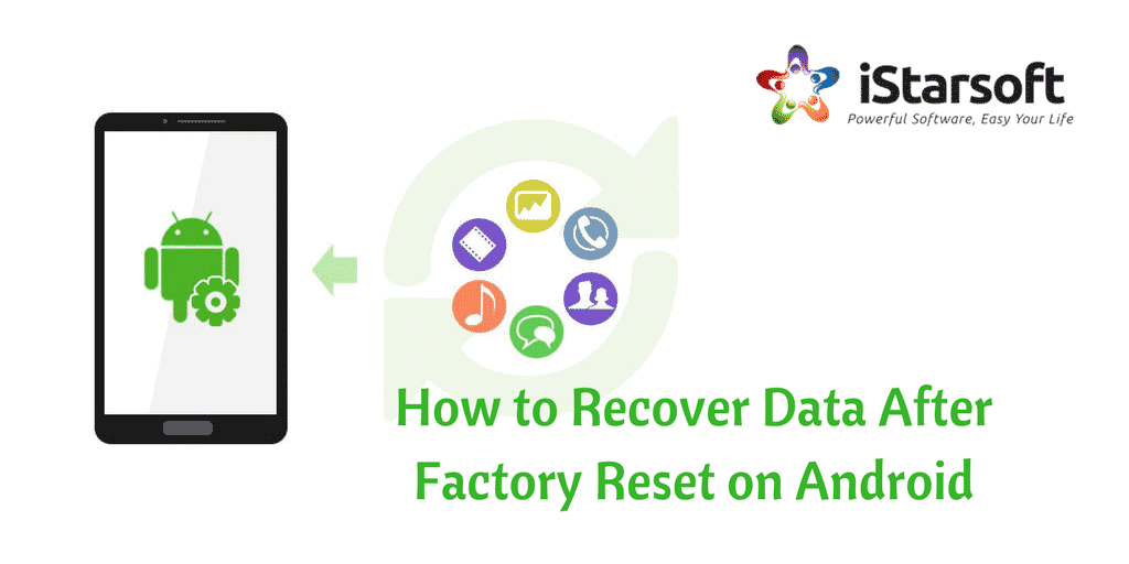 how to recover data after factory reset on android