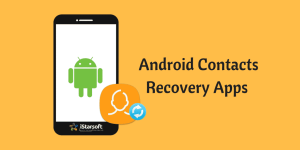 Android Contacts Recovery App