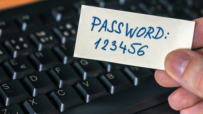 avoid gmail password hack by using a strong password