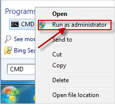 Use Command Prompt and MSIServer to fix The Windows Installer Service Could Not Be Accessed