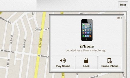 How to rectify locked out of iPhone using Find My iPhone