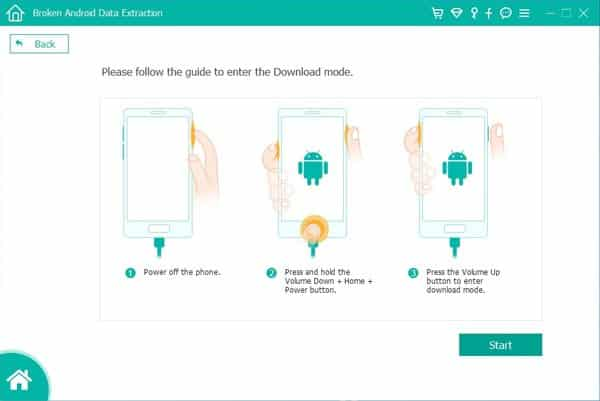 Fix Recovery is Not Seandroid Enforcing with FoneLab for Android
