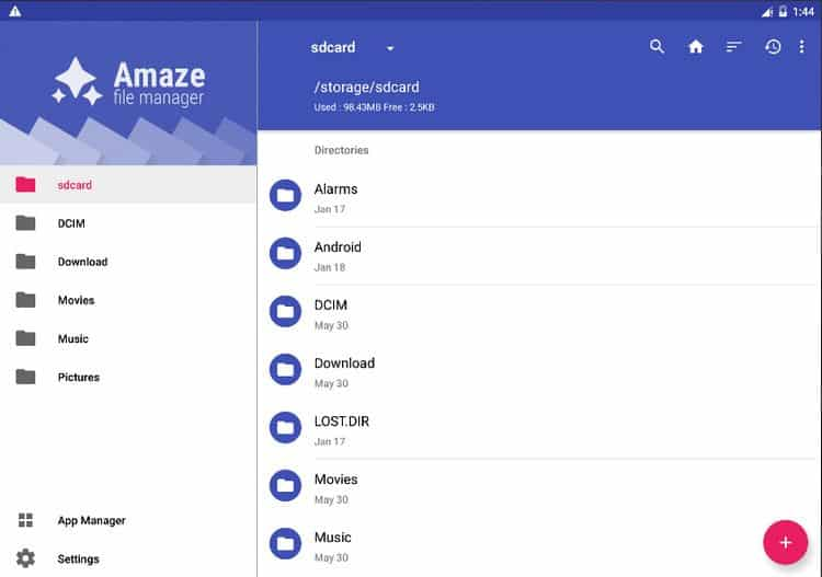 How to Hack WiFi Password with Amaze File manager