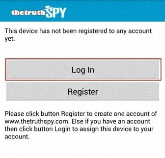 Sign up ThetruthSpy