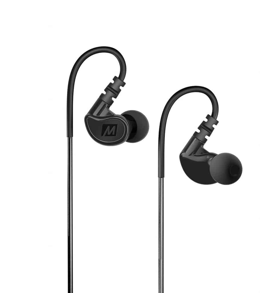 Earbuds for Small Ears - MEE Audio M6 Memory In-Ear Sports Earbuds