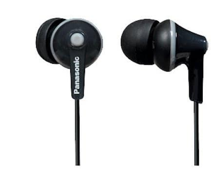 Earbuds for Small Ears - Panasonic ErgoFit In-Ear Earbuds