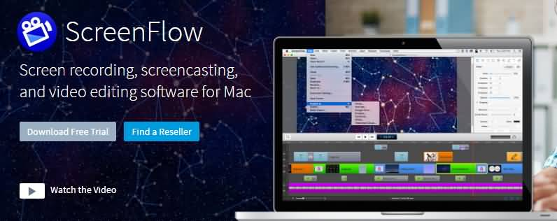 how to record a webinar with ScreenFlow