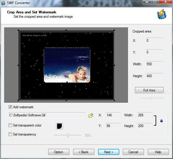 Convert SWF to MP4 with Sothink SWF to Video Converter