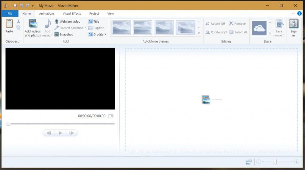 How to Add Text to iMovie with Windows Movie Maker