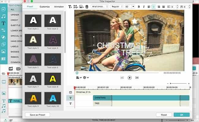 How to Add Text to iMovie with Filmora