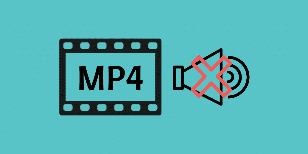 remove audio from mp4