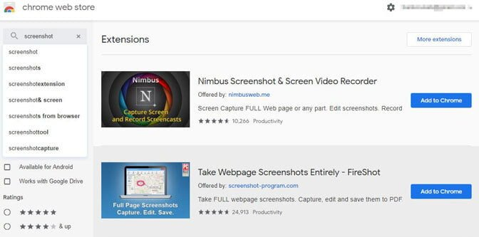 How To Screenshot On HP Laptops with Chrome Extension