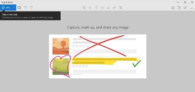 How To Screenshot On HP Laptops with Snipping Tool