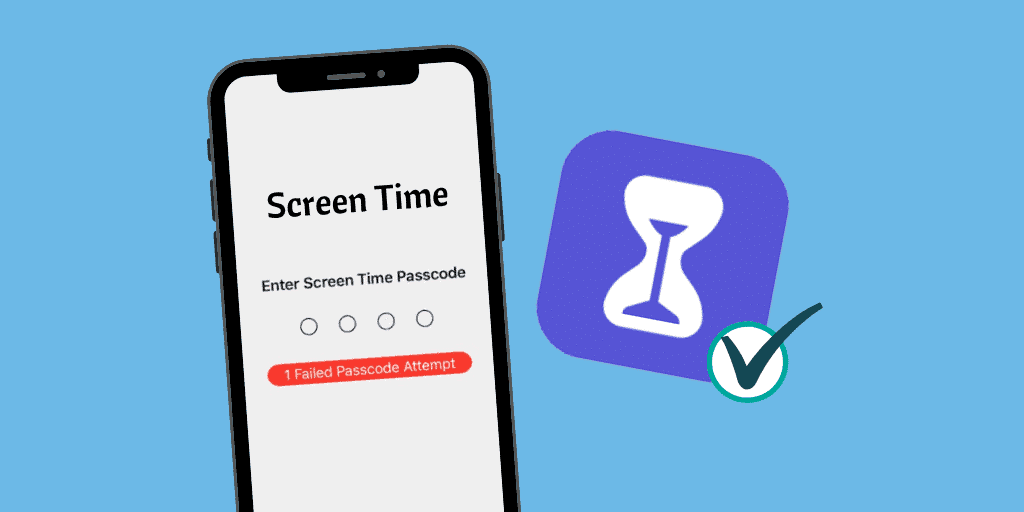 Recover Screen Time Passcode