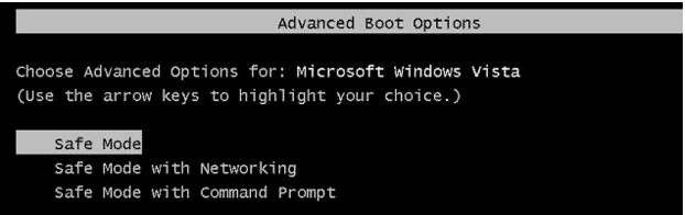 Reboot to Safe Mode to fix you need permission to perform this action