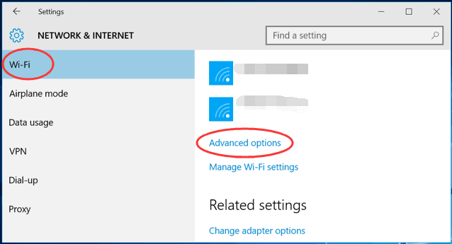 For those who are using a Wi-Fi network to fix windows modules installer worker