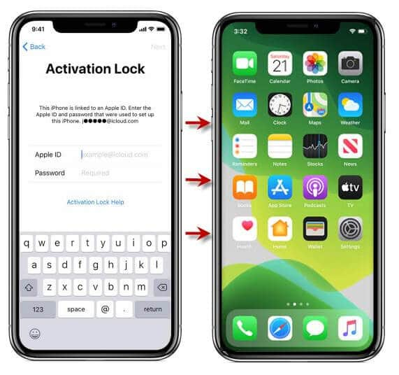 Activate iPhone without SIM on Second-Hand Models