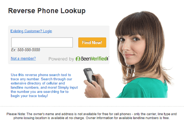 Use an online phone tracking tool