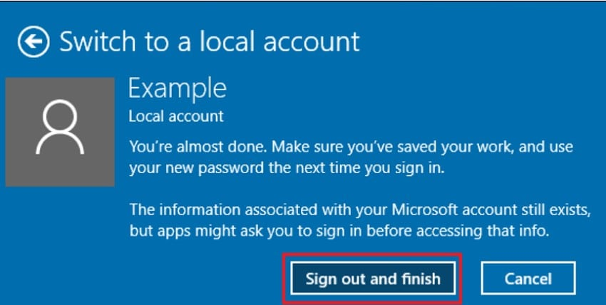 """Fix """"Windows 10 PIN not working"""" with a Local Account"""