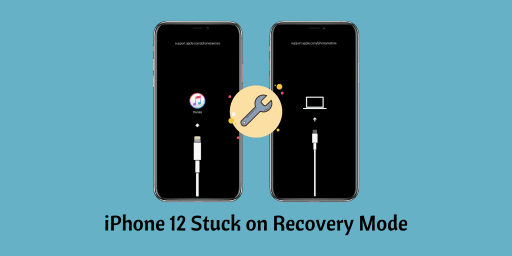 iPhone 12 Stuck on Recovery Mode