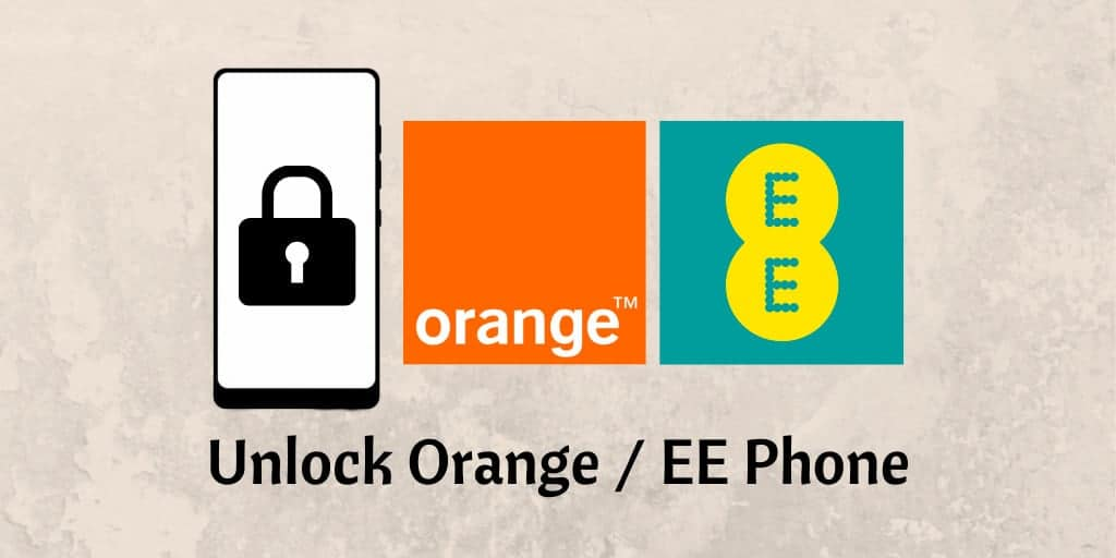 unlock Orange phone